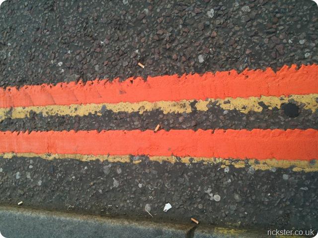 Orange Road Lines